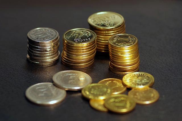 monety, grosze